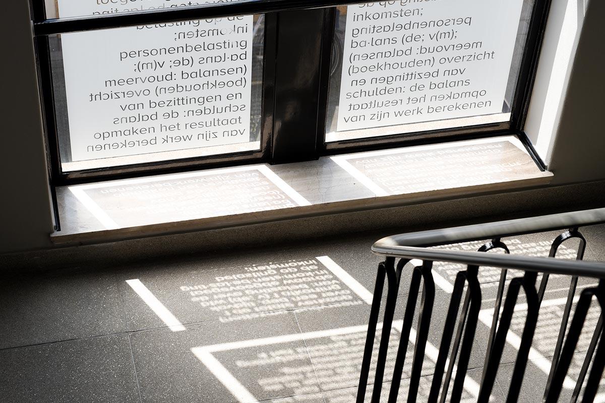Bakker & Jansen raam